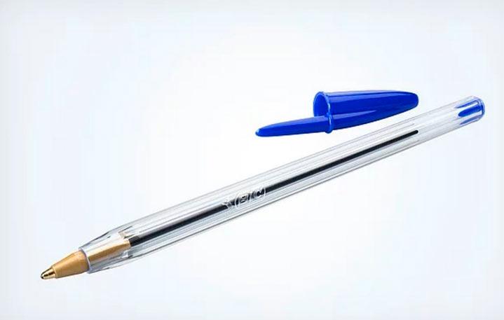 15 интересных фактов колпачок шариковая ручка