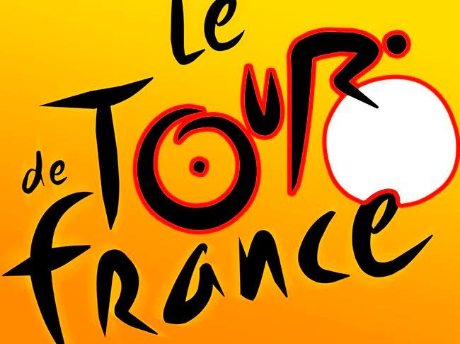 Символы, спрятанные в известных логотипах Le Tour de France