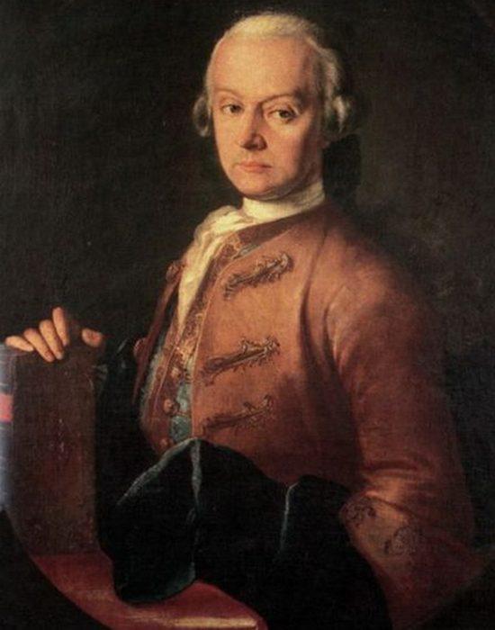 леопольд моцарт leopold mozart