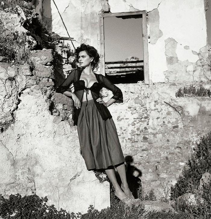 «Сицилийское приключение». Фотограф Мишель Перез mishel perez