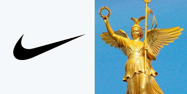 Символы, спрятанные в известных логотипах Nike