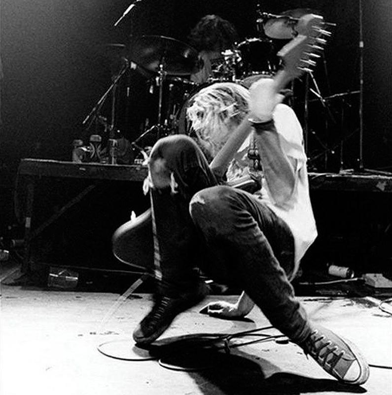 Марк Арм Mudhoney клуб «Astoria» nirvana