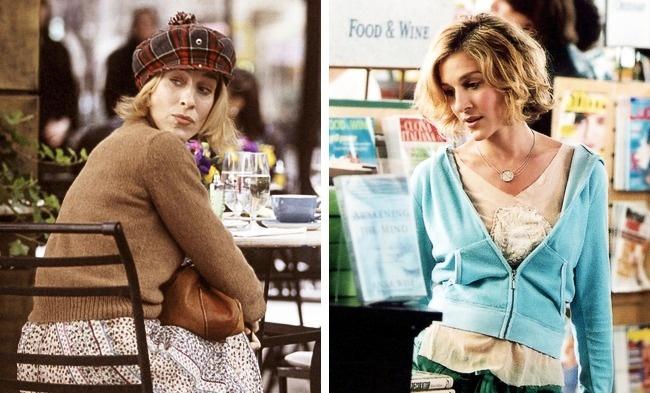актрисы, сыграли свои лучшие роли, будучи беременными Сара Джессика Паркер — «Секс в большом городе» Sarah Jessica Parker