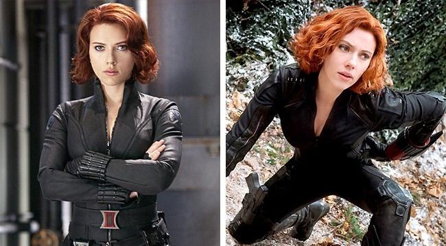 актрисы, сыграли свои лучшие роли, будучи беременными Скарлетт Йоханссон — «Мстители: Эра Альтрона» Scarlett Johansson
