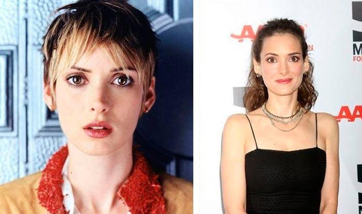 Секс-символы 90-х тогда и сейчас sex simbol