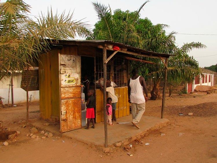 Африканский быт