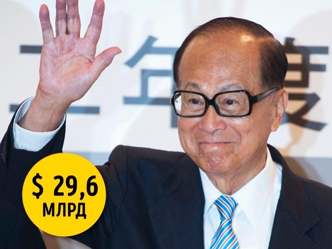 10 миллиардеров, у которых есть один общий недостаток Ли Кашин