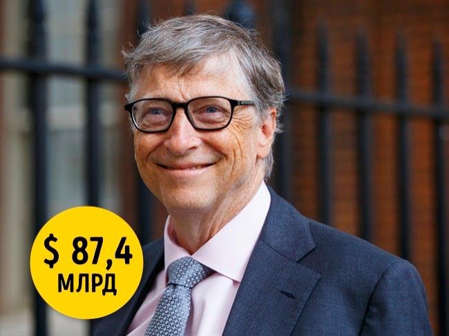 10 миллиардеров, у которых есть один общий недостаток Билл Гейтс