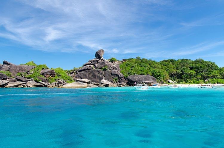 Пять самых красивых пляжей Таиланда Хад Лила, о. Панган (Leela Beach, Kho Phangan)