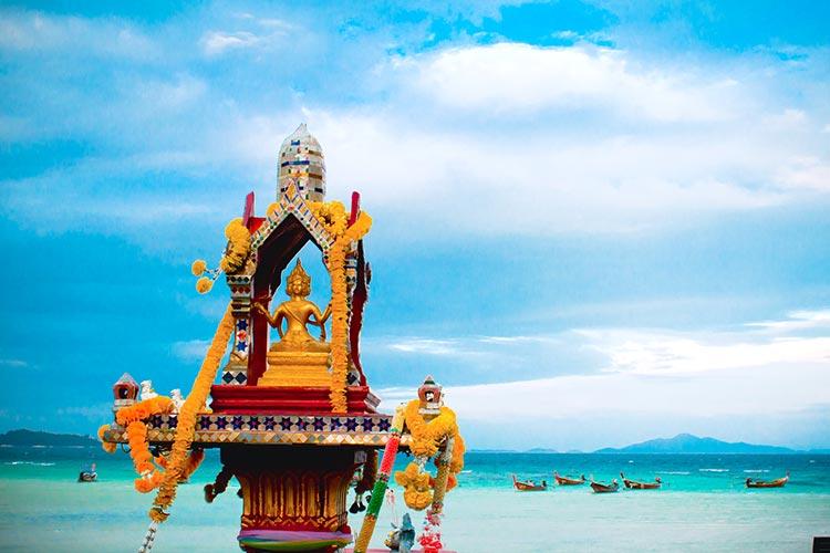 Пять самых красивых пляжей Таиланда Камала, Пхукет (Kamala, Phuket)