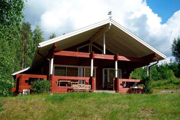 Какой дом можно купить за 300 000$ в разных странах Мянтюхарья Финляндия