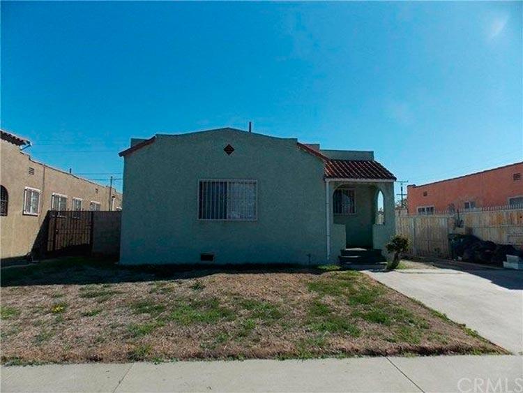 Какой дом можно купить за 300 000$ в разных странах Лос-Анджелес, США