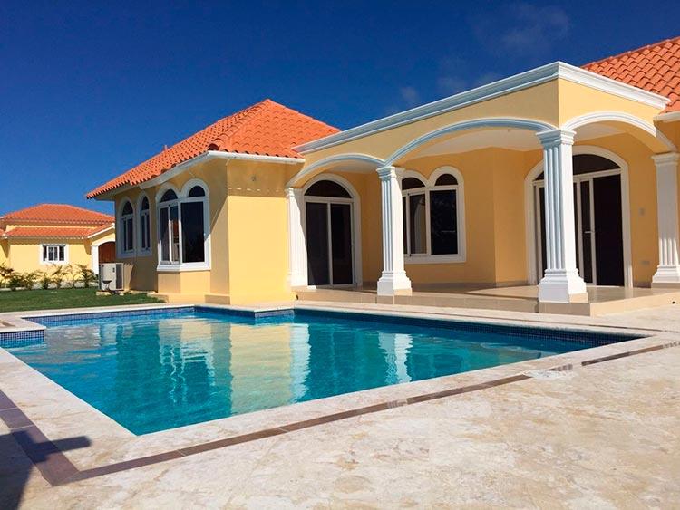 Какой дом можно купить за 300 000$ в разных странах Сосуа, Доминиканская Республика