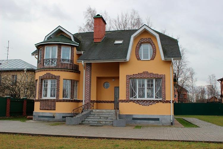 Какой дом можно купить за 300 000$ в разных странах Санкт-Петербург, Россия