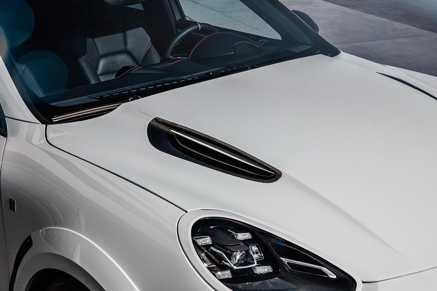 Porsche Cayenne: тюнинг TechArt Magnum Sport 'Edition 30 Years'