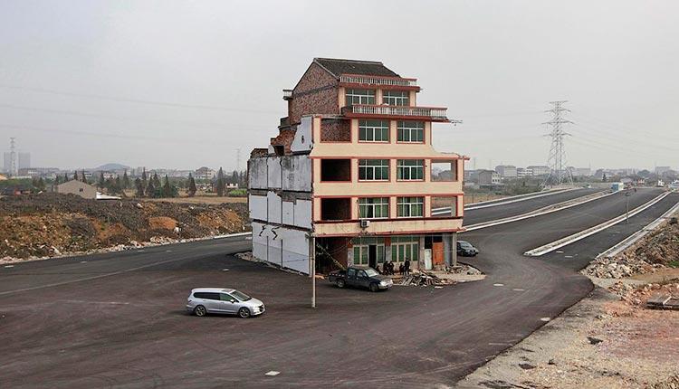 Китай: как жители старых домов сопротивляются строительному буму