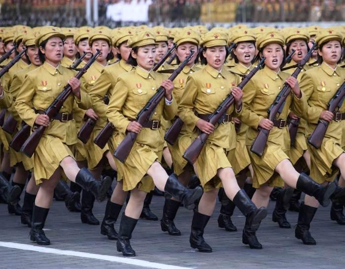 Факты о Северной Корее КНДР – самая военизированная страна