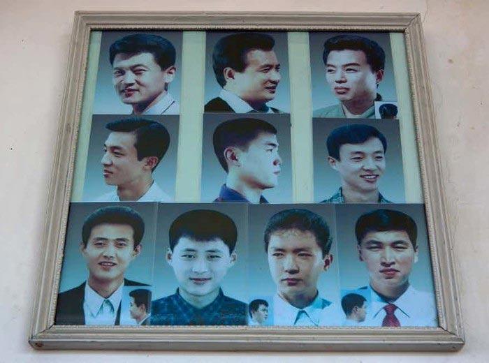 Факты о Северной Корее КНДР – разрешены только определенные виды причесок