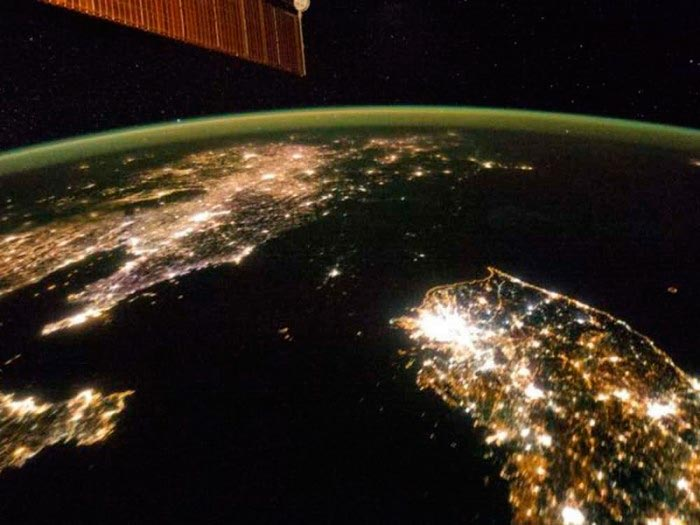 Факты о Северной Корее КНДР – умеют экономить на электроэнергии