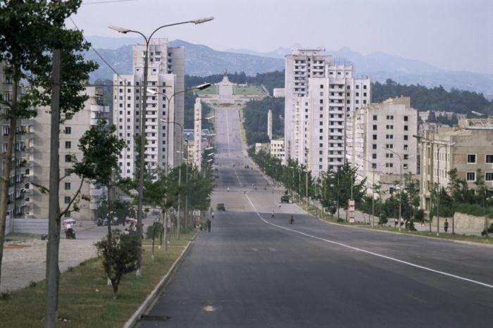 Факты о Северной Корее КНДР – Автомобиль могут получить лишь избранные