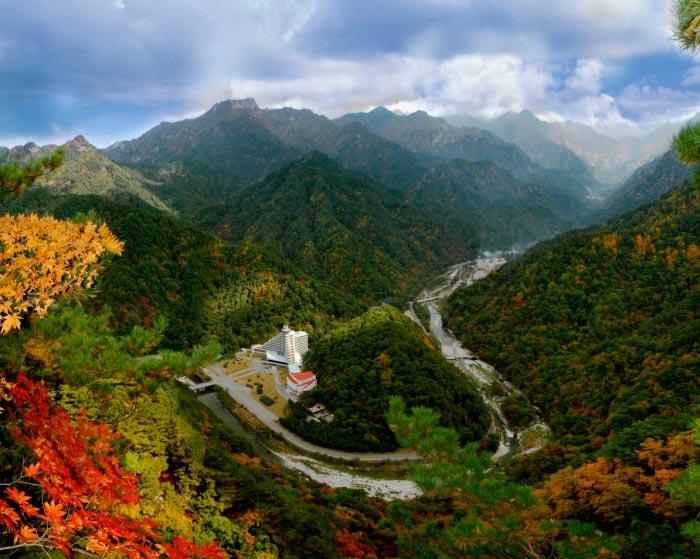 Факты о Северной Корее КНДР – страна идеальных пейзажей