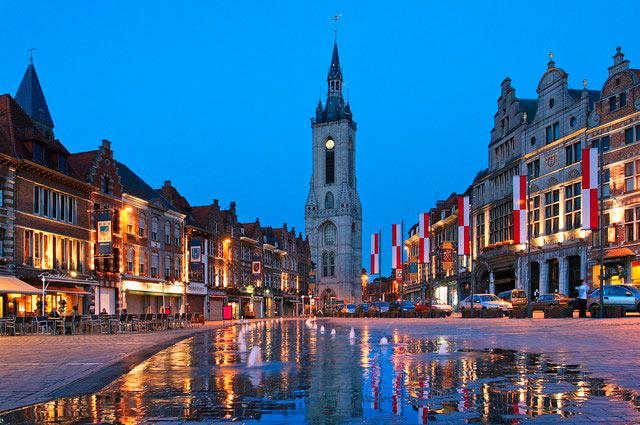 10 стран с самым быстрым интернетом Бельгия Belgium