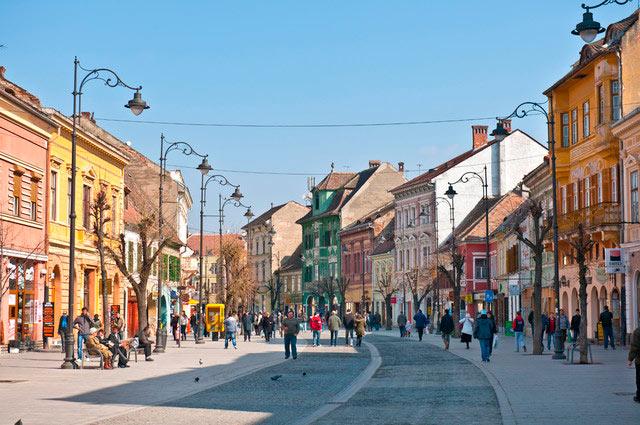 10 стран с самым быстрым интернетом Румыния Romania