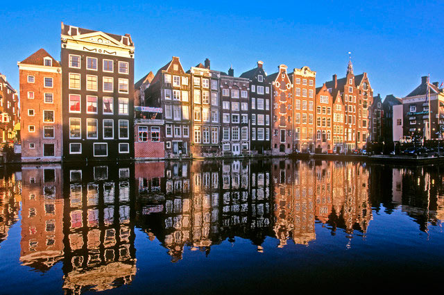 10 стран с самым быстрым интернетом Нидерланды Nitherland