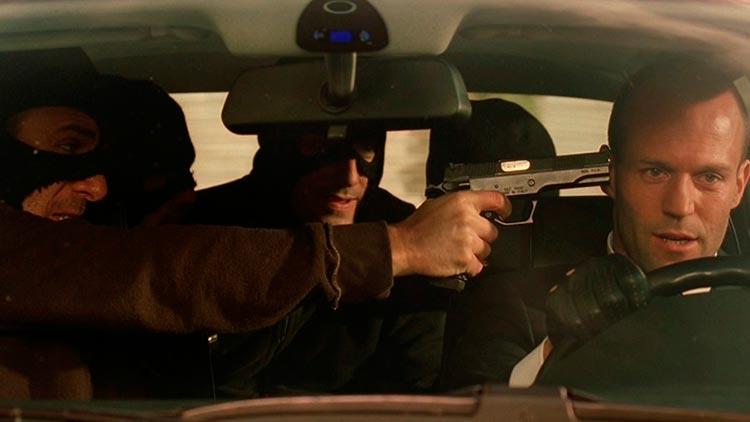 12 динамичных фильмов Люка Бессона Перевозчик / The Transporter