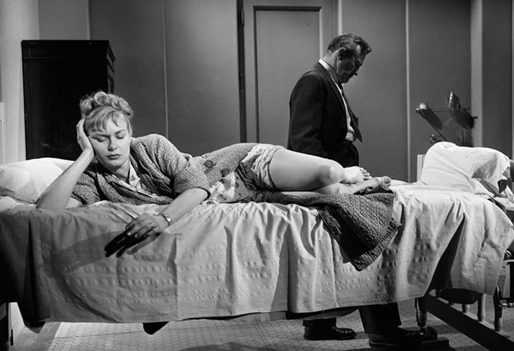 10 фильмов, пронизанных аналитической психологией Карла Юнга Три лица Евы / The Three Faces of Eve
