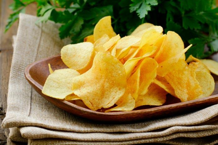 10 увлекательных историй изобретения вещей картофельные чипсы