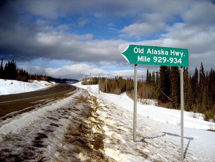 Захватывающие дороги Аляскинская трасса, Канада – Аляска