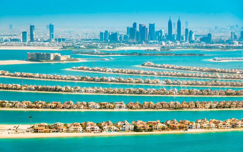 Немыслимый Дубай острова Пальм photos dubai