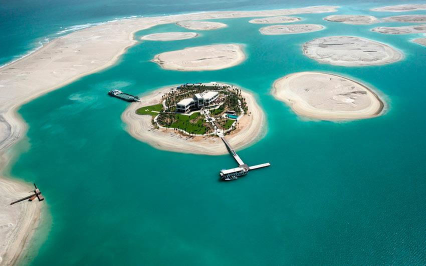 Немыслимый Дубай Мировые острова вид сверху photos dubai