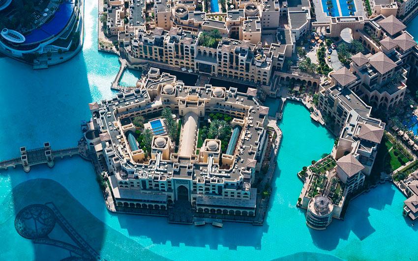 Немыслимый Дубай Отель Палас Даунтаун photos dubai
