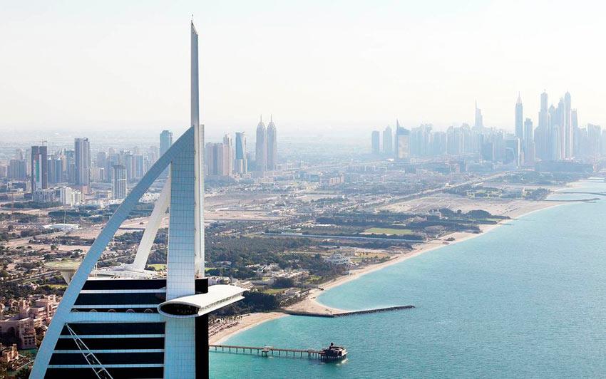 Немыслимый Дубай Бурдж-эль-Араб photos dubai
