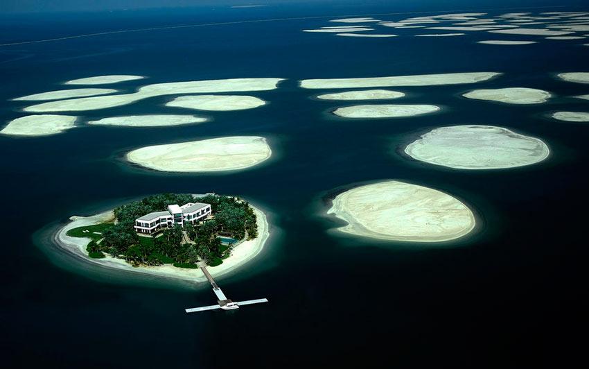 Немыслимый Дубай Мировые острова photos dubai