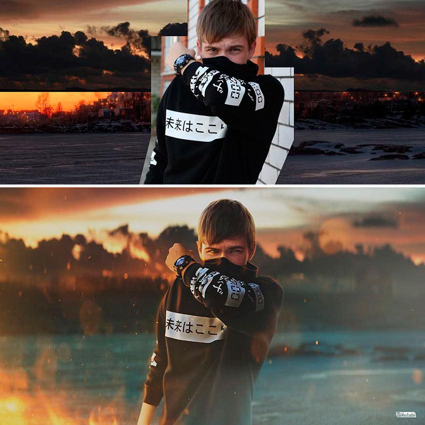 Невероятные работы российского гуру фотошопа Макса Аcабина