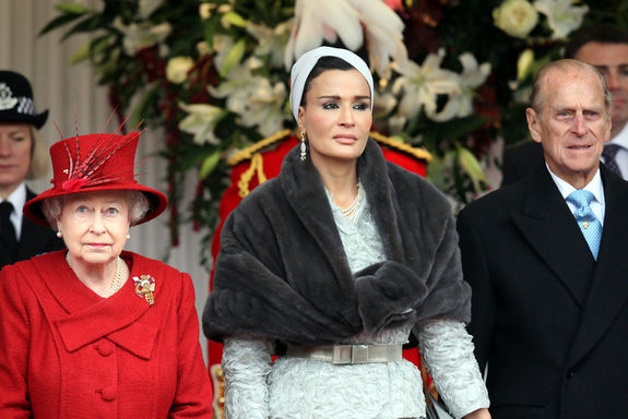 Шейха Моза - серый кардинал Катара