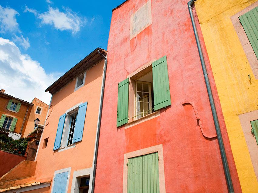 Самые красивые маленькие городки Франции Русийон