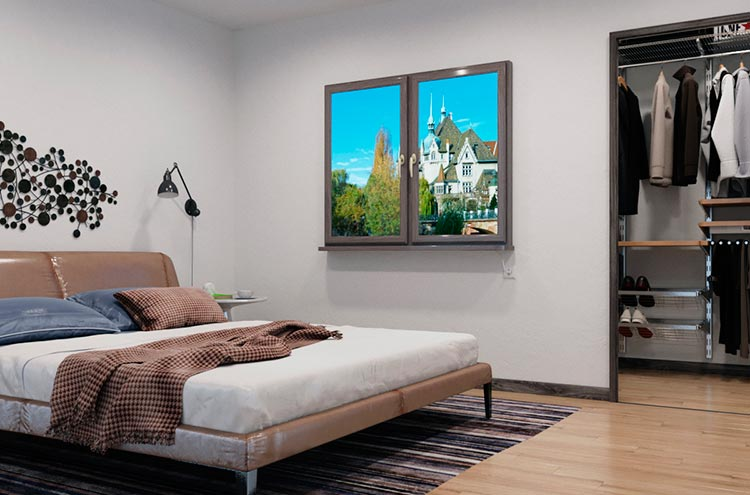 10 шикарных идей для оформления комнаты без окон