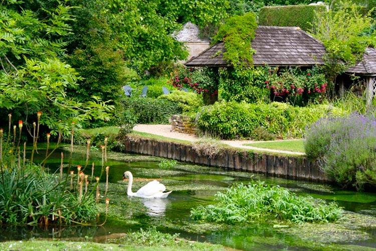 Байбери – красивая деревня Англии.