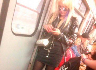Модные граждане из российского метро (часть 3)