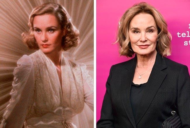 15 знаменитых актрис, в начале своей карьеры работали моделями  Джессика Лэнг