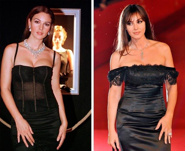 15 знаменитых актрис, в начале своей карьеры работали моделями  Моника Беллуччи