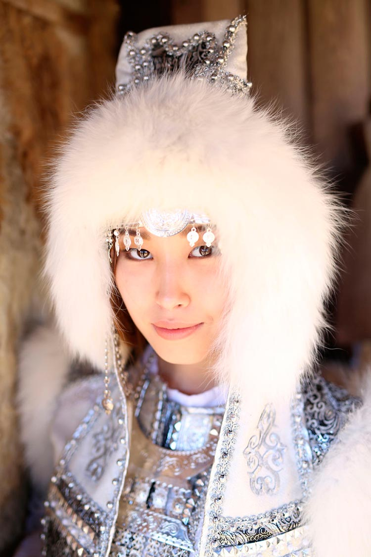 Коренные народы Сибири Якутка