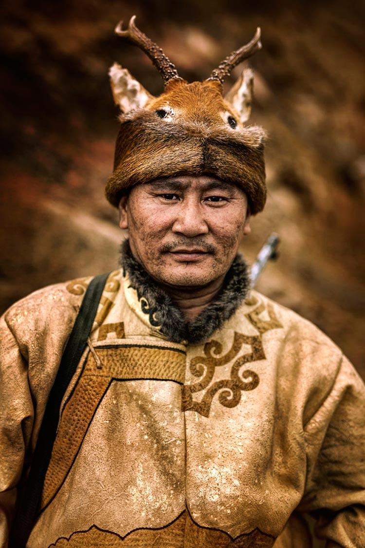 Коренные народы Сибири Представитель тунгусо-маньчжурского народа ороки