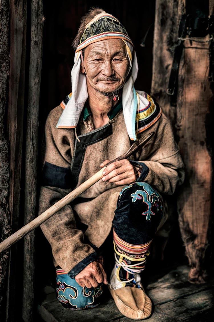 Коренные народы Сибири Удэгеец