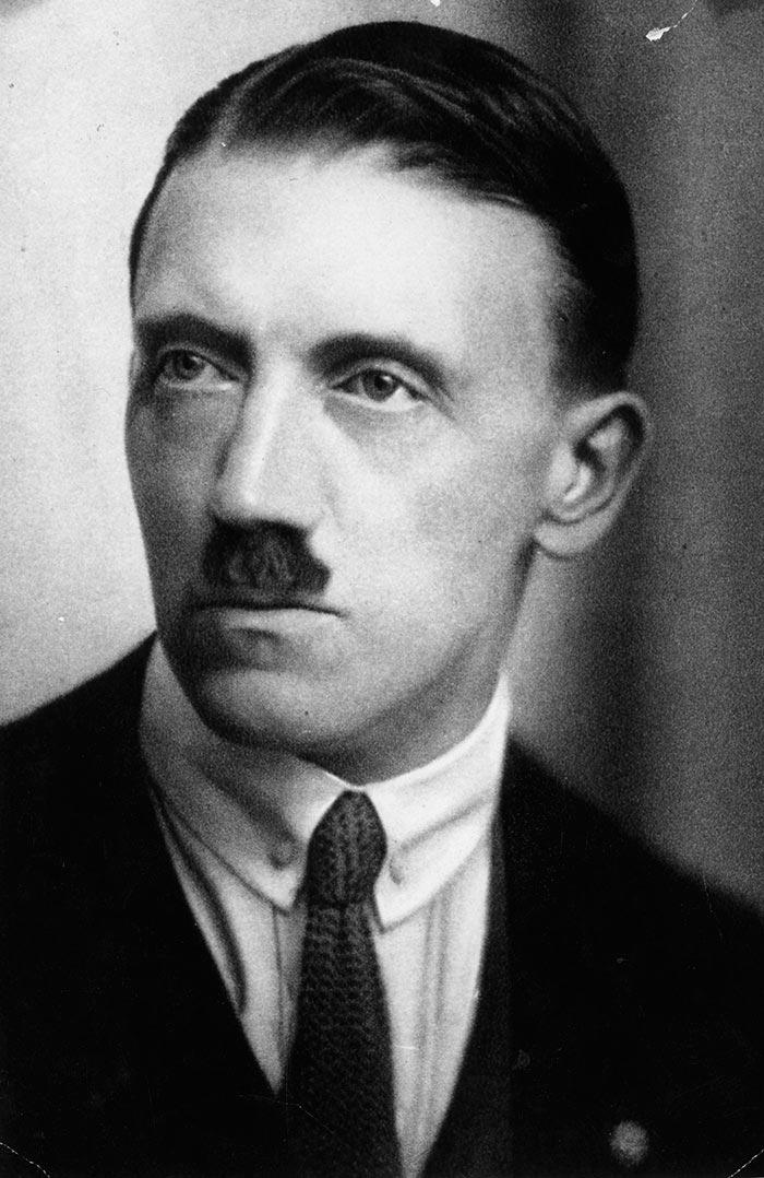 Портреты мировых лидеров Адольф Гитлер