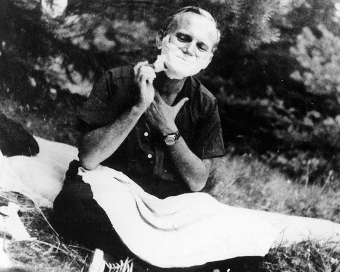 Портреты мировых лидеров Папа римский Иоанн Павел II